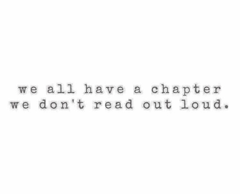 bad chapter